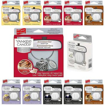 Charming Scents Car Air Fresheners 12 Month Supply Bundle