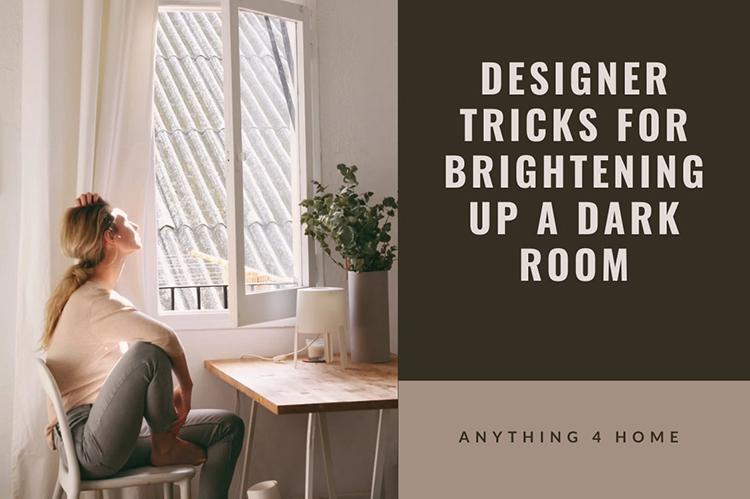 Brightening dark room