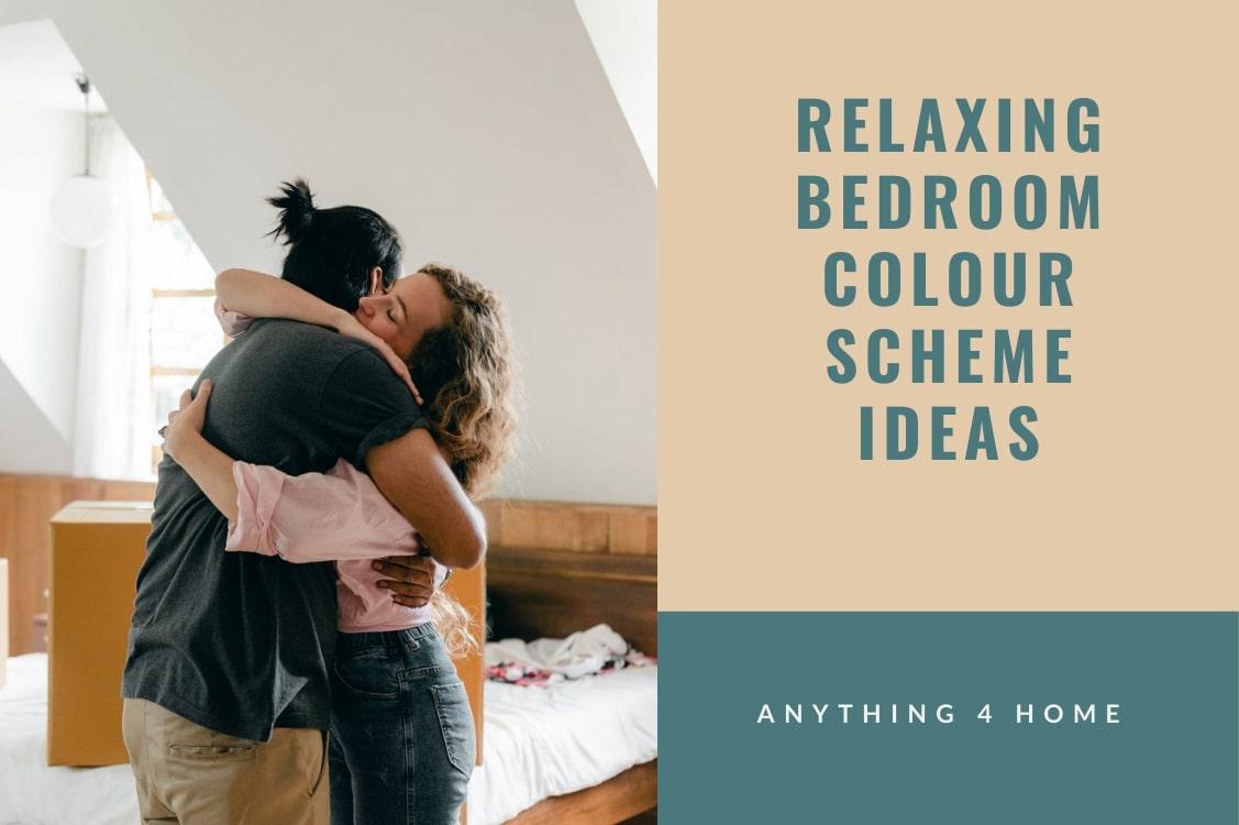 Relaxing Bedroom Colour Scheme Ideas