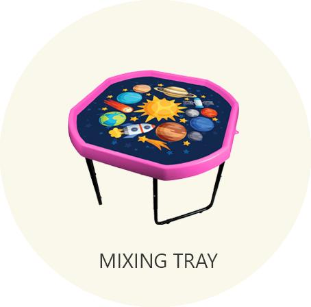 tuff tray table